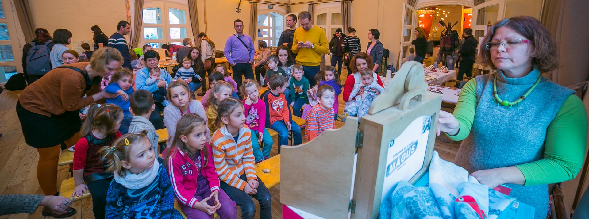 Peste 500 de vizitatori la Pregătiri de Crăciun la Zăbala!