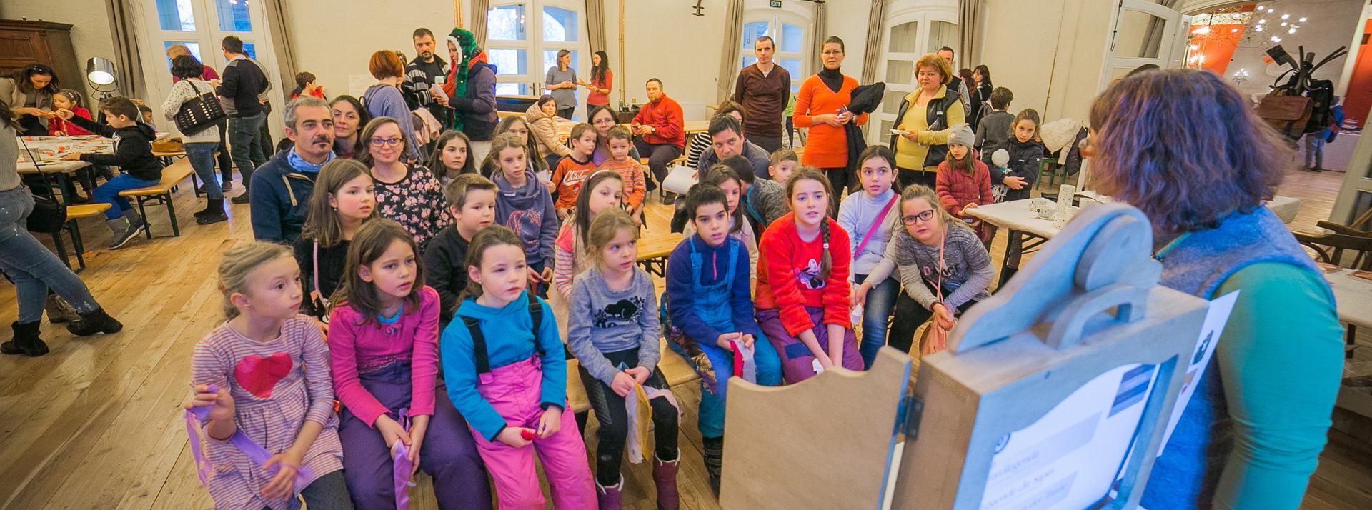 Pregătiri de sărbători la Domeniul Mikes din Zăbala cu programul Castel în Transilvania